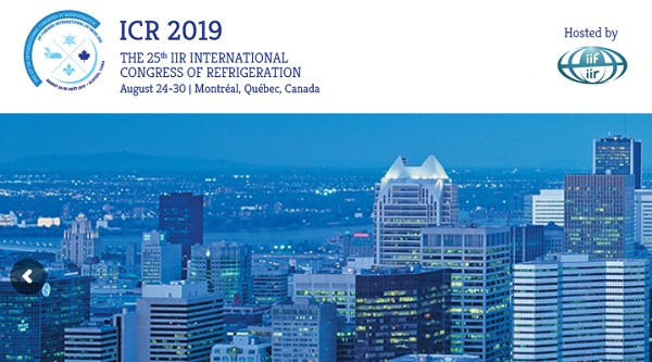 ICR 2019 International Congress